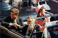 This photograph was clicked moments before John F. Kennedy and Governor John Connally were shot in Dallas, 1963. Jacqueline crawled out of the vehicle after her husband was shot.