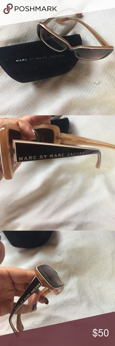 Marc by Marc Jacobs sunglasses I have a perfect pair of Marc by Marc Jacobs sunglasses with case.. never used! Marc By Marc Jacobs Accessories Sunglasses