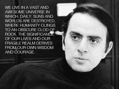 Carl Sagan on the Meaning of Life | Brain Pickings