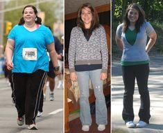 Jak jsem zhubla ze 96 na 56kg za pouhých 31 dní