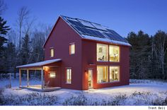 Energy-Efficient Homes: How They Can Boost Your Bottom Line This Winter | AOL Real Estate