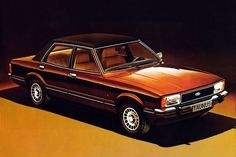 My father's first car Ford Granada, Ford Sierra, Car Images, First Car, Car Ford, Car Ins, Cars And Motorcycles, Vintage Cars, Cool Cars