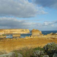 Magnificent view.  #12apostles #greatoceanroad #australia #twelveapostles #nofilter #ignature #nature by jihangee http://ift.tt/1ijk11S