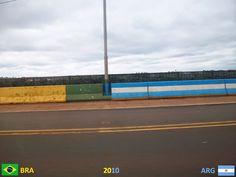 Confini amministrativi - Riigipiirid - Political borders - 国境 - 边界: 2010 AR-BR Argentina-Brasiilia Argentina-Brasile