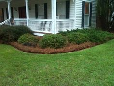 If You Want The Finest Quality Pine Straw For Your Garden, Taprootlawncare  Will Give You The Pine Straw Lexington SC. We Are Here To Help And Support  You If ...