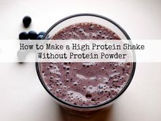 I'm not a fan of protein powder supplements, but I do love a good protein shake. So, how do I get a shake with lots a protein and none of the added artificial ingredients normally found in protein supplements? It's actually quite simple, and the ingredient is something that your grandmother would recognize (which would ...