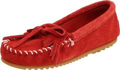 Minnetonka Women's Kilty Moccasin -