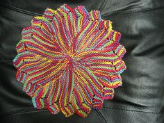 Multi-colored Yarn Free Knitting Patterns | In the Loop Knitting