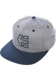 etnies Icon-7-Snapback - titus-shop.com  #Cap #AccessoriesMale #titus #titusskateshop