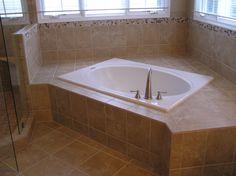 Bathroom Cool Bathroom Tub Tile Design Ideas Bathroom Tub Tile Ideas Glass Tile Backsplash Massage Bathtub Small Bathroom Designs Along With Bathrooms