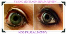 Fysiko Eyelash Serum #Review #Sponsored #Fysikobeauty