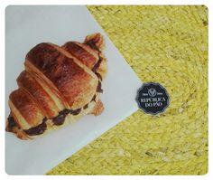 Croissant Chocolate Em República do Pão