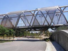 Puente de la Arganzuela - Dominique Perrault | Explore Julio… | Flickr - Photo Sharing!