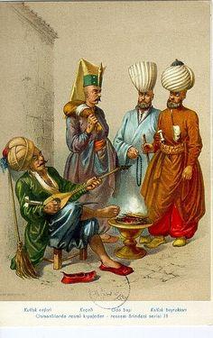 Janissaries, Ottoman.