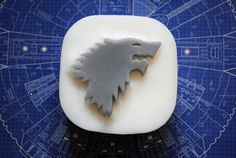 Game of foam soap  winter is coming  gift geeky soap