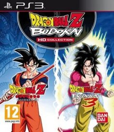 Dragon Ball Z Budokai HD Collection - - Back-to-Back Budokai Brawl. Dragon Ball Z Budokai 1 and Dragon Ball Z Budokai 3 make their triumphant debut on next-generation consoles in Dragon Ball Z Budokai HD C Dragon Ball Z, Goku Dragon, Dragonball Evolution, Wii, Playstation 2, Nintendo 3ds, Game Data, Latest Video Games, Video Game Collection