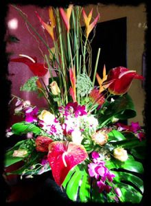 Tropical Treasure by Bagoy's Florist and Home