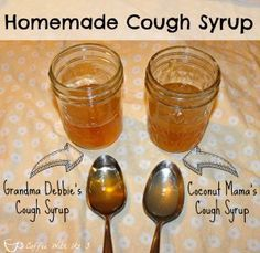 apple cider vinegar remedies Homemade Cough Syrup-- Did you know you can make your own cough syrup? How cool is that? No more dyes, synthetic ingredients, just simple, real ingredients! Flu Remedies, Homeopathic Remedies, Health Remedies, Holistic Remedies, Home Remedy For Cough, Best Cough Remedy, Cough Remedies For Kids, Flu Cough, Health And Wellness