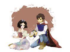 Disney girl at heart. Old Disney, Disney Fan Art, Disney Love, Disney Magic, Disney Pixar, Disney Princess Drawings, Disney Princess Party, Disney Princesses, Snow White Prince