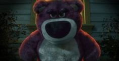Lotso from Disney/Pixar's Toy Story 3.