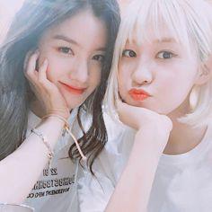 [Pristin] Xiyeon & Yuha