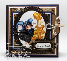 A World of Creative Possibilities: Kraftin' Kimmie Stamps : Use a tag!