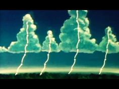 """Weather: """"Know Your Clouds"""" 1966 US Army Meteorology Cloud Identification: http://youtu.be/Qth-au7macU #weather #clouds #meteorology"""