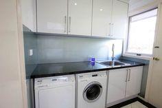 Laundry Room Designs & Ideas Melbourne | Rosemount Kitchens'