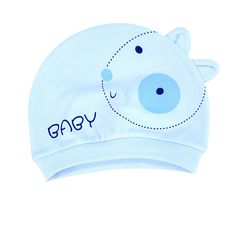 newborn photography accessories Autumn Baby Hat Warm Cotton Toddler Cap  Kids Girl Boy Hats baby bonnet 75052b04118