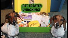 PET TREATER UNBOXING!