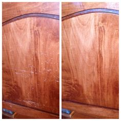 Make Your Wood Cabinets Look New Again With One Wipe Best And Easiest Product I