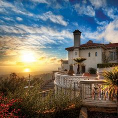 Hearst Castle:  a great site to see on the Pacific Coast Highway road trip