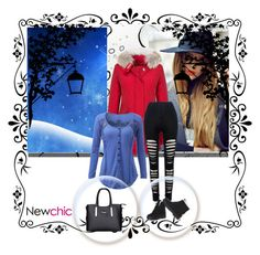 """NEWCHIC_7"" by dzena-05 ❤ liked on Polyvore"