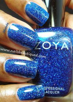 Zoya Zenith 2013 Winter Collection, Dream | Nails Beautiqued