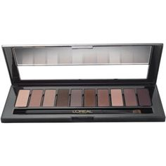 L'Oréal Paris Nude Pallette No. 2... My newest love! I love the smooth, rich color and the matte finishes!