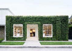 Bottega Veneta a Los Angeles Inaugurato il nuovo store all'8445 di Melrose Place.