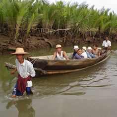 Myanmar!! A group of publishers going to an isolated territory in the Delta area. Preach where the need is greatest, a joyful way to live!!! ••••• ••••••••••••••••••••••••••••••••••••••••••• Thank...
