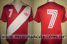 Casacas de River Plate 84alternativa