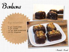 bonbons met hazelnoot   Kruimels & Kaneel