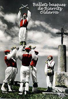 Ballets Basques de #Biarritz Oldarra  - New-York Surf TV https://nyceuskadisurftv.wordpress.com/