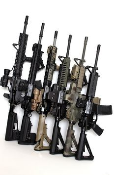Bag full of guns M4a1 Rifle, Assault Rifle, Airsoft, Weapons Guns, Guns And Ammo, M4 Carbine, Tactical Rifles, By Any Means Necessary, Survival