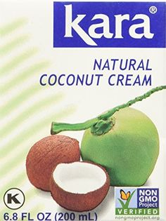 Kara Coconut Cream 6.80 Oz (4 Units) >>> Read more reviews of the product by visiting the link on the image.