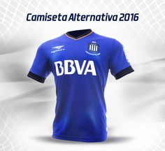 Talleres-ARG | Penalty  Camisa alternativa 2016