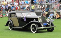 1930 Rolls-Royce Phantom II Best of Show Elegance