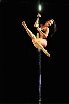 Pole dance for strength and radiance in 2014 <3