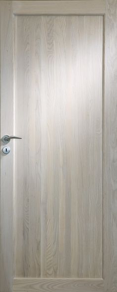 Ramsö white stained ash, is an interior door with a solid ash frame (not to be confused with the frame which the door hinges on to), i. Interior, Interior Door Trim, Windows And Doors, White Interior Doors, Modern Door, Room Doors, Doors Interior, Wood Doors Interior, Doors Interior Modern