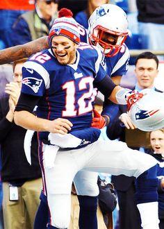 Tom Brady Happy
