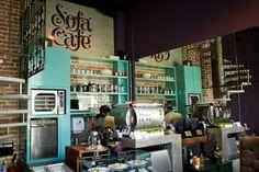 Sofá Café, cafeteria em São Paulo (SP), revista Espresso II Sofá Café, coffee shop in Sao Paulo (SP), Espresso Magazine