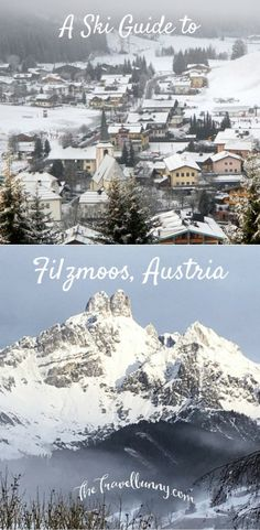 A guide to skiing in family friendly Filzmoos, Austria