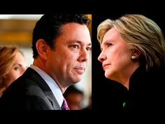 """Jason Chaffetz """"If Hillary Clinton's Emails Were A Mistake Why Is Everyone Pleading The 5th"""" - YouTube"""